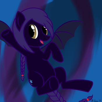 Moonlit Night (Request) by XPeacekeeper