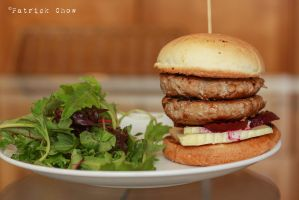 Double beefburger 1 by patchow