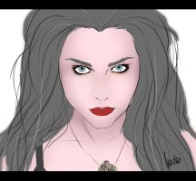 Amy Lee by Makicaca