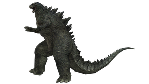 MMD Godzilla 2014 Test by KingAsylus91