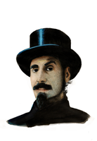Serj Tankian by FoxInShadow