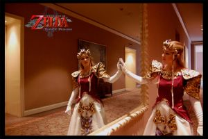 Princess Zelda: Mirror by bekalou-cosplay