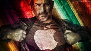 Steve Jobs Wallpaper 1080 by Tyler007