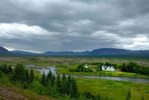 View in Iceland by eswendel
