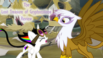 Review of The Lost Treasure of Gryphonstone by Lightning-Bliss