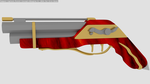 Tempest Caplock Pistol Art Trade Concept by doug7070