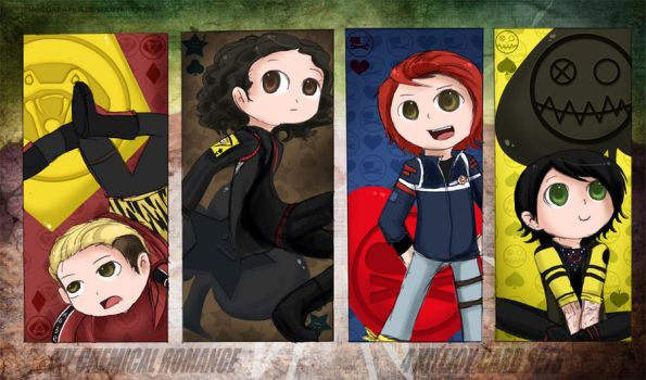 MCR: Killjoy Card Sets v1 by Chocoreaper
