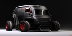UAZ hotrod 2 by 600v