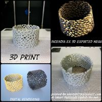 3D Printing Voronoi by nic022