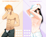 Collab_Wake up with some fanservice by 0chidori0