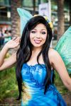 Silvermist Cosplay at WonderCon 2015 by glimmerwood