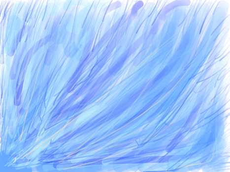 Flow of Blue Lines by ChaotixBluix