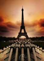 Towards Paris by MD-Arts
