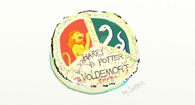 Harry Potter's Birthday by just1414