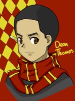 Dean Thomas by Sketchy31