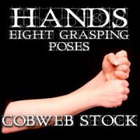 Hands:  Grasping Pose Pack by Cobweb-stock
