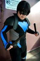 Nightwing: Unlawful Rejection by kay-sama