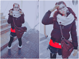 Ulzzang Cutie by ApppleGirl