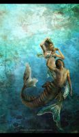 mermaids dance by the-dark-dragon