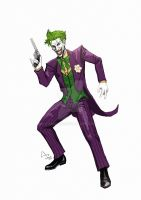 Joker by Fandias