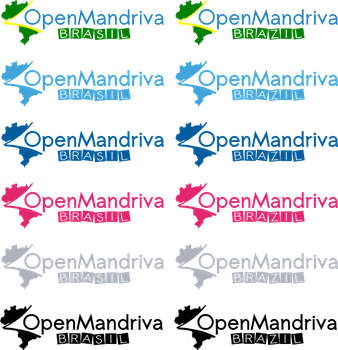 Openmandrivabrasil Logo Proposal by nosXw