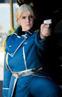 Riza Hawkeye by Amaleigh Photography by DMinorChrystalis