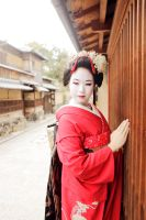 Maiko (Red) - 16 by rin-no-michiei