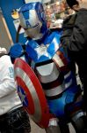 Iron Captain America by indyjones78