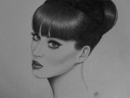 Katy Perry by DominiqueKirkby