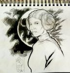 The Force is strong with this one by FrancescoCammardella