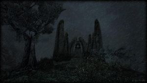 The Standing Stone by Solace-Grace