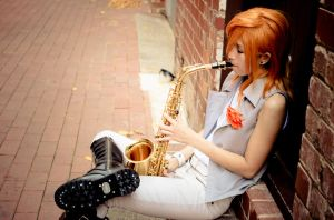 Utapri: Saxophone by Cateography