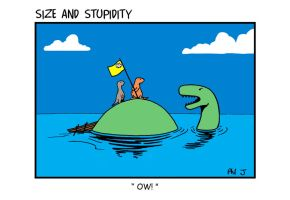 Ow by Size-And-Stupidity