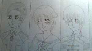 Hetalia Axis - colours of the soul/ uncoloured by Kurohimex105
