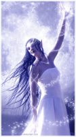 Veil of Light - Details by fallnangeltears