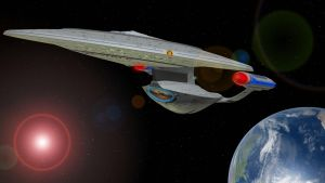 The Real USS Enterprise-C by enterprisedavid