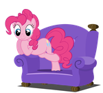 Dr. Pinkie Listens to your Problems Vector by Camsy34