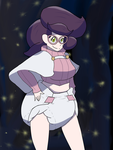 Wicke Devoted To Her Research by BMAN44