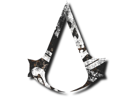 Assassins Creed 4 symbol by zahuli