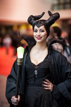 Maleficent by Foques