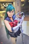 Sailor Pluto by epi-corner