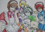 Tokyo Mew Mew? Death Note by iHeartPigs0618