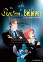 The Skeptical and The Believer by rickymanson