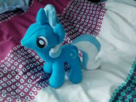 Trixie Commission 10 by DappleHeartPlush
