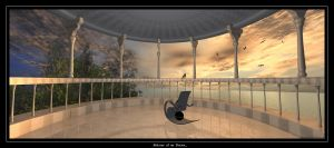 Balcony of my Dream.... by innovation4d