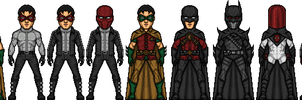 Jason Todd The Evil Robin by BAILEY2088