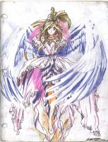 pretty belldandy by krow000666