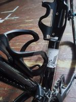Black bottle cages by BecciES
