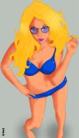 Hot Summer Girl Entry 4 by ThePin-upGallery