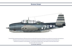 Avenger USA VT-12 by WS-Clave